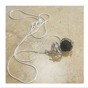 Jewelry - Petite Romantic Diffuser Necklace